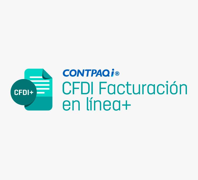 CONTPAQi CFDI Facturación En Línea