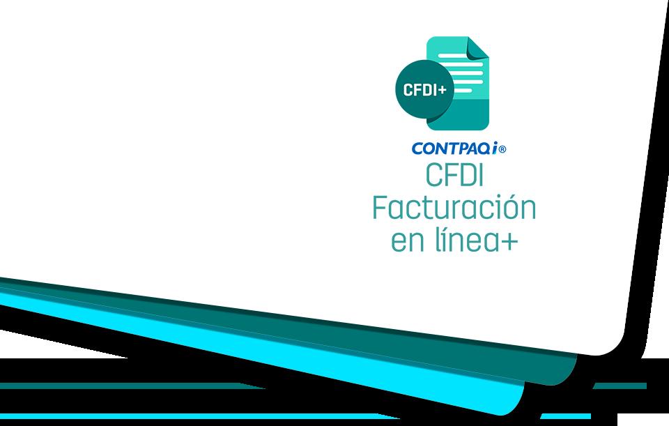 CONTPAQi CFDI Facturación en línea +